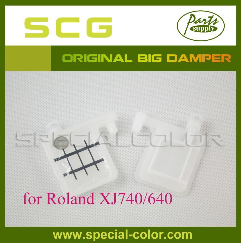 100% Original Big Damper without Adapter Large Damper for Roland SJ1000,VP540/300,XJ740/640, XC540, RS640 printer
