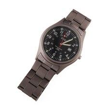 2016 nouveau, authentique SOKI Shi Yingnan calendrier de table, le lumineux surface steel band montres, haute qualité montre