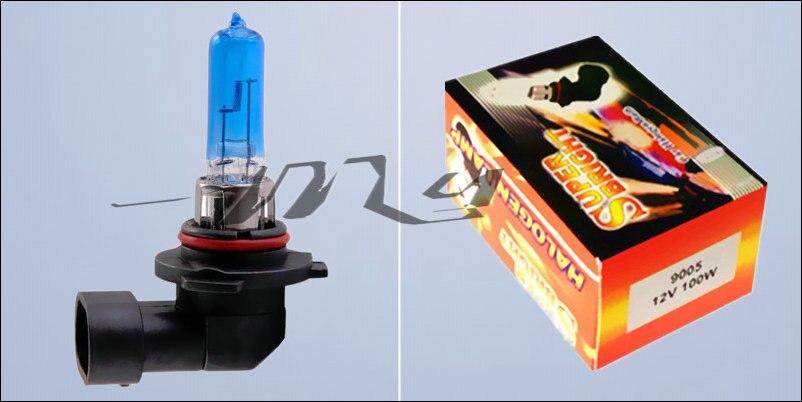 2pcs 9005 100W HB3 Λαμπτήρες αλογόνου 100W - Φώτα αυτοκινήτων - Φωτογραφία 5