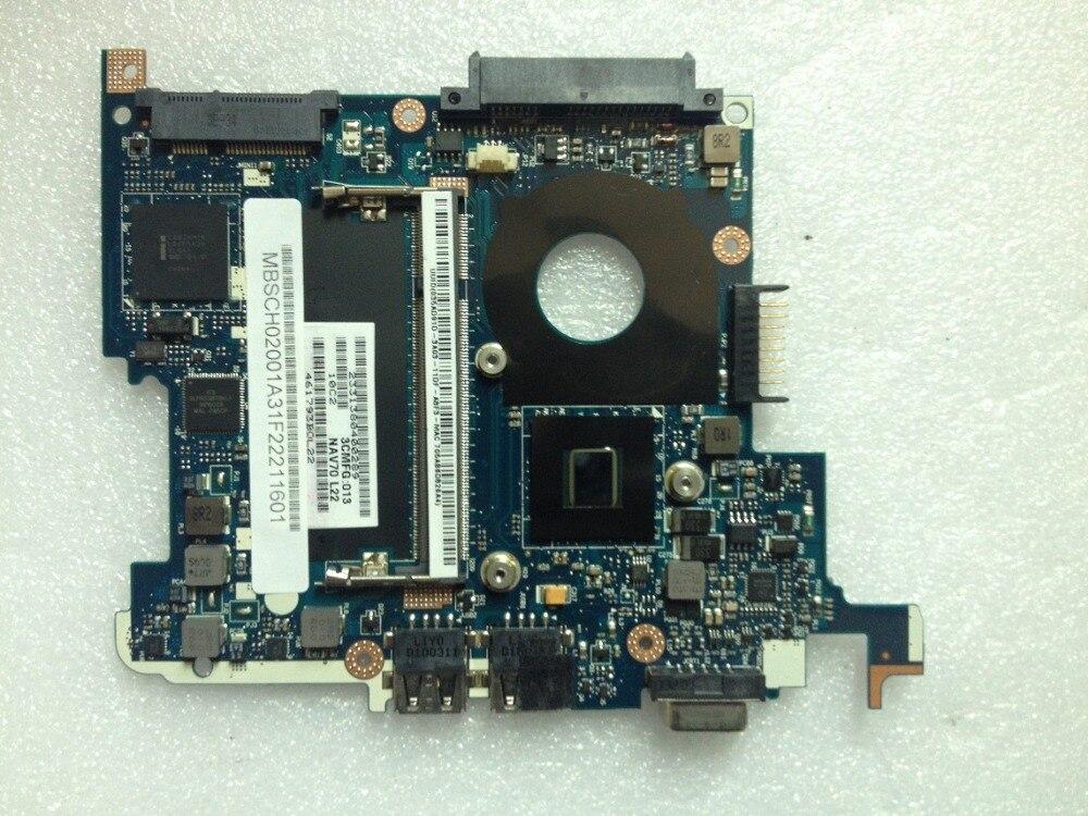MBSAL02001 МБ. sal02.001 NAV50 LA-5651P материнская плата для ноутбука Acer Aspire One 532 H D260 LT23 Atom N450 1.66 ГГц GMA X3150