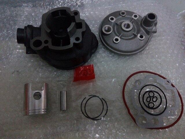 Gruppo termico pistone cilindro 40.3 AM345 Minarelli AM6 Conti Racing Parts UNO