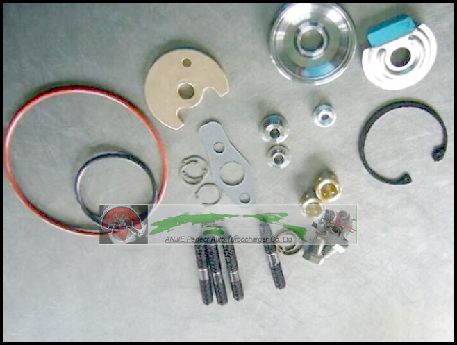 Turbo Repair Kit rebuild TD05-16G 49178-06310 Turbocharger For SUBARU Impreza GT555 For Mitsubishi EVO III 58T 2.0L 210HP 162KW turbo rebuild repair kit bv43 53039880122 53039880144 53039700144 28200 4a470 282004a470 for kia sorento 2001 06 d4cb 2 5l crdi