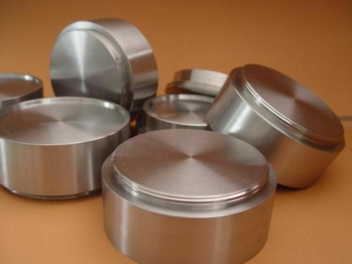 High-purity coated target, high-purity titanium sputtering target Ti>99.995% particles 6*6mm 100g unit price