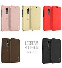 Чехол для Xiaomi Redmi Note 4X оригинальный lenuo ledream PU Флип Мягкий тонкий телефон кожаный чехол для Xiaomi Redmi Note 4X случае