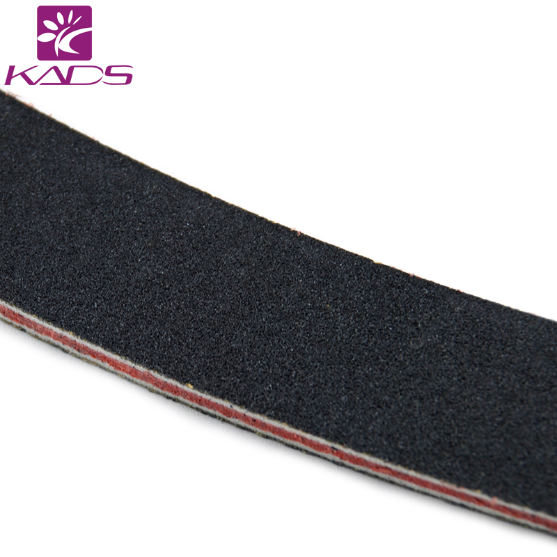 KADS 1pc Bend Nail Files Best Quality Nail Manicure Files For Nail Salon Falcate Point Files-100/180 Manicure Tools