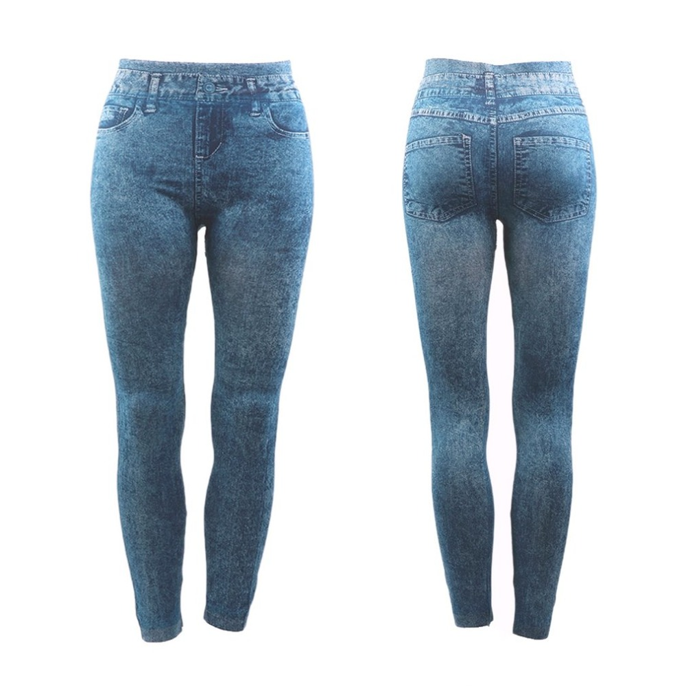 New Casual skinny   jeans   pants women high waist slim black   jeans   female summer pencil pants ladies denim trousers Calca Feminina