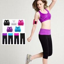2pcs=1Set,Sports Bra+Yoga Pant,New sweat quick dry Breathable Yoga suit Women's fitness yoga suit candy color Yoga Bra,3/4 Pants