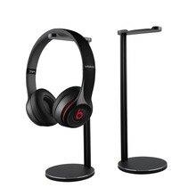Alumínio Estande Rack de Fones De Ouvido, Moda moderna Titular do Fone De Ouvido Fone de Ouvido Gancho de Suporte para Todos Os Tamanhos de Jogos e de Áudio Fones De Ouvido