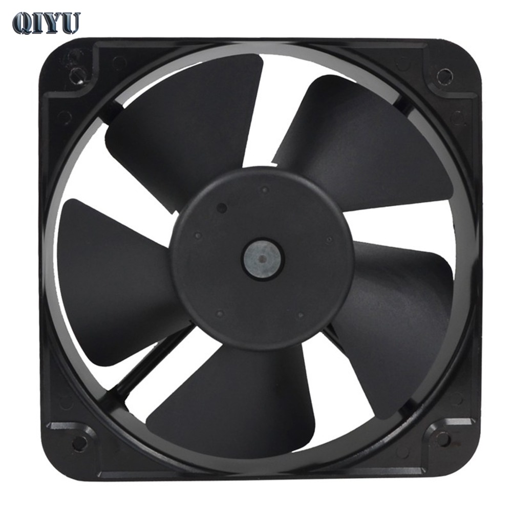 DC 12V Industrial fan,20cm Large wind cooling fan,QY20060H12B,7.87in axial fan,Locked protection,6.5A