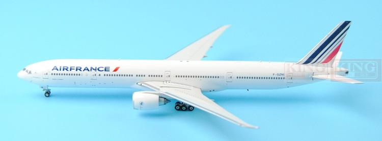 Phoenix 11134 Air France F-GZNI 1:400 B777-300ER commercial jetliners plane model hobby sale phoenix 11221 china southern airlines skyteam china b777 300er no 1 400 commercial jetliners plane model hobby