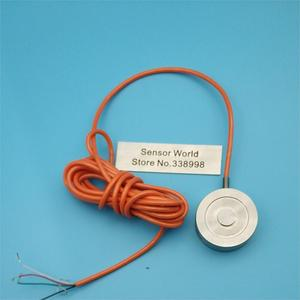 Image 4 - Micro pressure spot type load cell / miniature micro load cell / miniature pressure sensor / 5kg 10kg 20kg 30kg 50kg 100kg 200kg