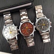 KAYUELI Hot-selling Brand Men Watches Business Quartz Watch Men's Stainless Steel Band 30M Waterproof Date Wristwatches Relogio стоимость