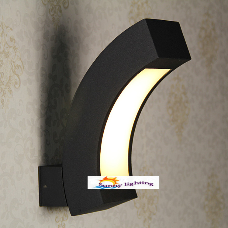 Milan fashion led outdoor wall light waterproof garden light milan fashion led outdoor wall light waterproof garden light balcony led sconce corridor outdoor led wall lamp free shipping in led indoor wall lamps from mozeypictures Choice Image