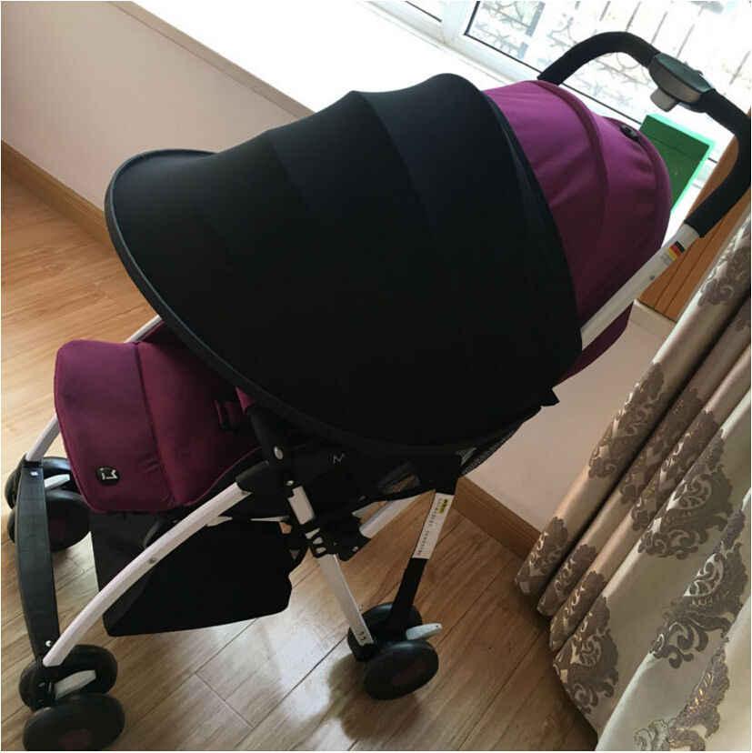 Детские дождевики солнцезащитный козырек для дорожная сумка для коляски Коляска jogger Коляска чехол для защиты от уф