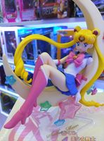Sailor Moon Figure Set Tsukino Usagi PVC Action Figure Collectible Model Sailor Moon Figure Toy 150MM Anime Sailor Moon Toys