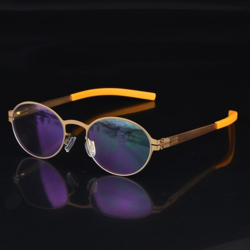 Personnalité créative lunettes de vue cadre hommes lunettes - Accessoires pour vêtements - Photo 2