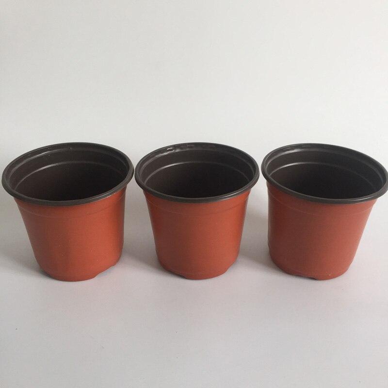 d11xh10cm 100pcs lot cheap basin plastic flower pot. Black Bedroom Furniture Sets. Home Design Ideas