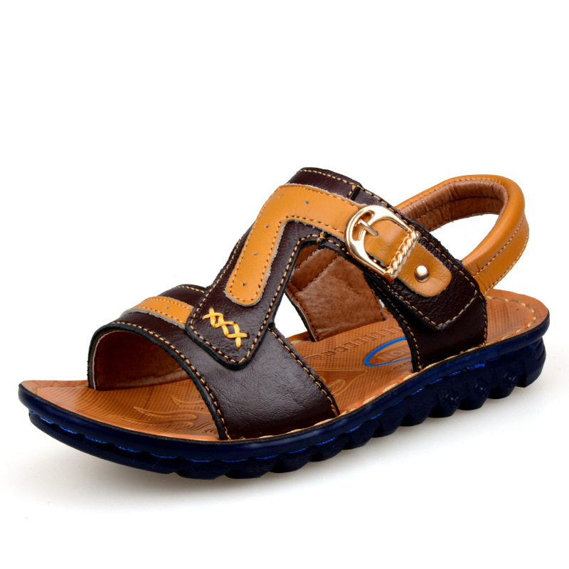 aa6759146 L D 4~16 Years Brand Boys Sandals
