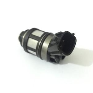 Image 2 - Conjuntos de 6 japonês JS23 1 alta qualidade injector de combustível 16600 38y10 16600 38y11 spray bico fluxo combinado para nissan patrol