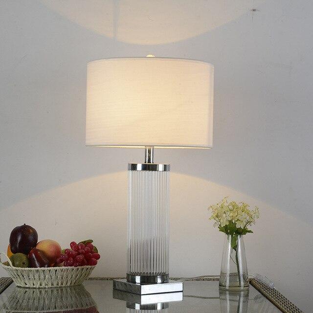 Tuda 35x60cm Trasporto Libero Ha Condotto La Lampada Da Tavolo Design Moderno Lampada Da Tavolo In Vetro Di Modo Creativo Lampada Da Tavolo Salotto Lampada E27 Design Table Lamp Fashion Table Lampstable Lamp