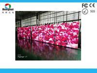 A instalação fixa exterior do display led p5 conduziu a parede video para a exibição publicitária 960*960mm