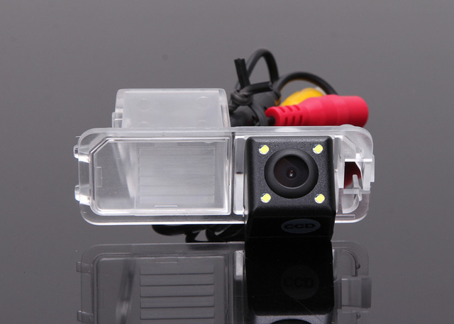 HD CCD Color Night vision Special Car Rear View Reverse backup Camera for VW Golf 6 Passat CC Scirocco Free shipping