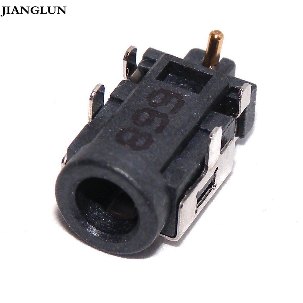 JIANGLUN AC DC JACK POWER IN MOTHERBOARD SOCKET PORT CONNECTOR FOR Asus ZENBOOK UX31E UX31 10x for asus x52e x53j x53s x54 x54h laptop ac dc power jack port socket connector plug