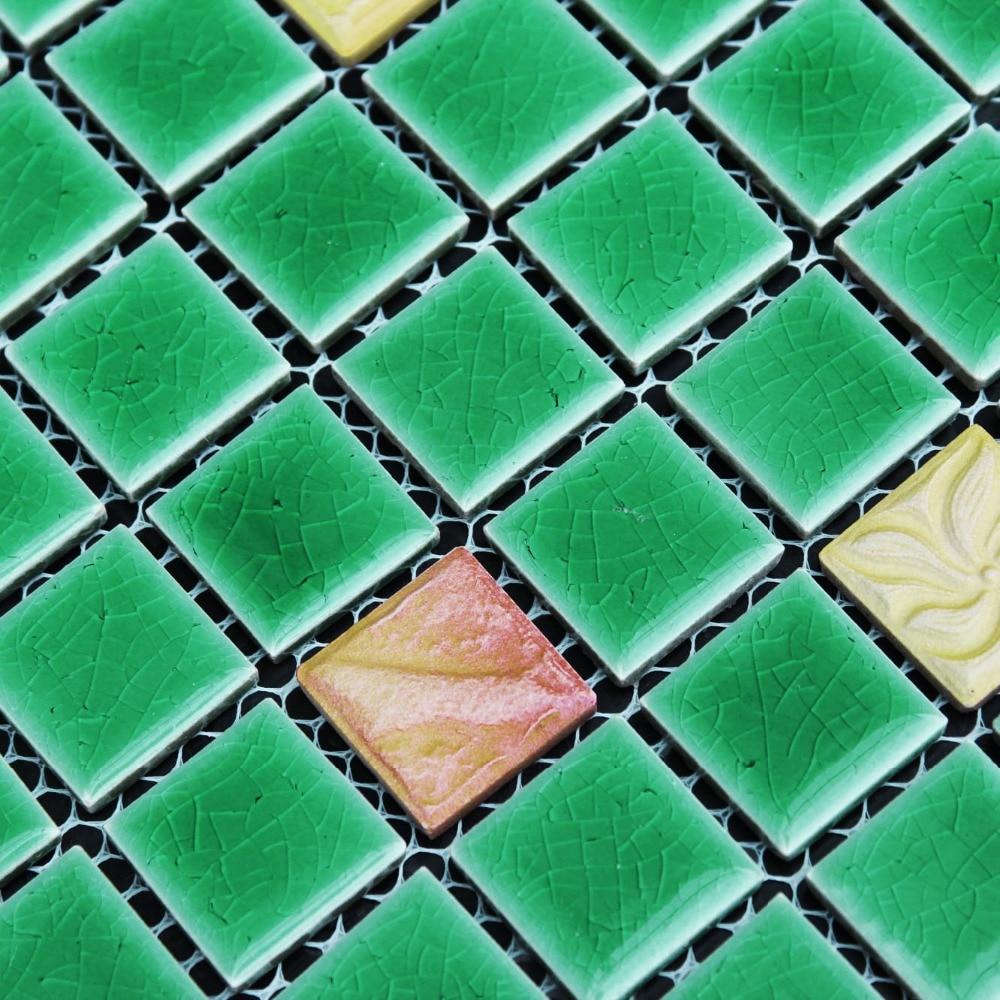 Online kopen Wholesale keuken groen tegels uit China keuken groen ...
