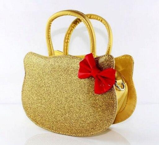 Aliexpress.com : Buy Kids Girl Cute KT Handbag Children Girls ...