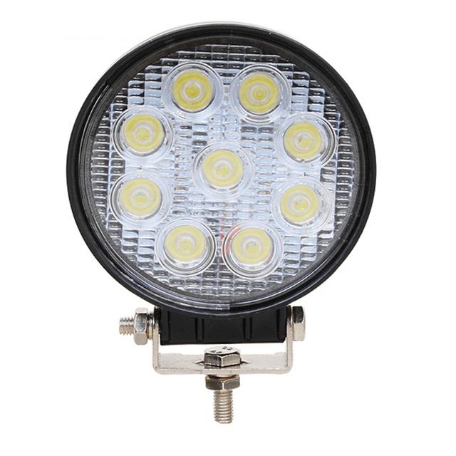 27 W LED Luzes de Trabalho Para Offroad Veículo Engenharia ATV Tractor Truck Boat SUV UTV Luz Da Lâmpada 12 V Carro Luz do telhado