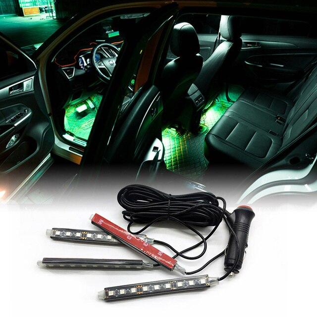 1 set auto led licht interieur verlichting voor peugeot 307 308 407 508 408 rcz 206