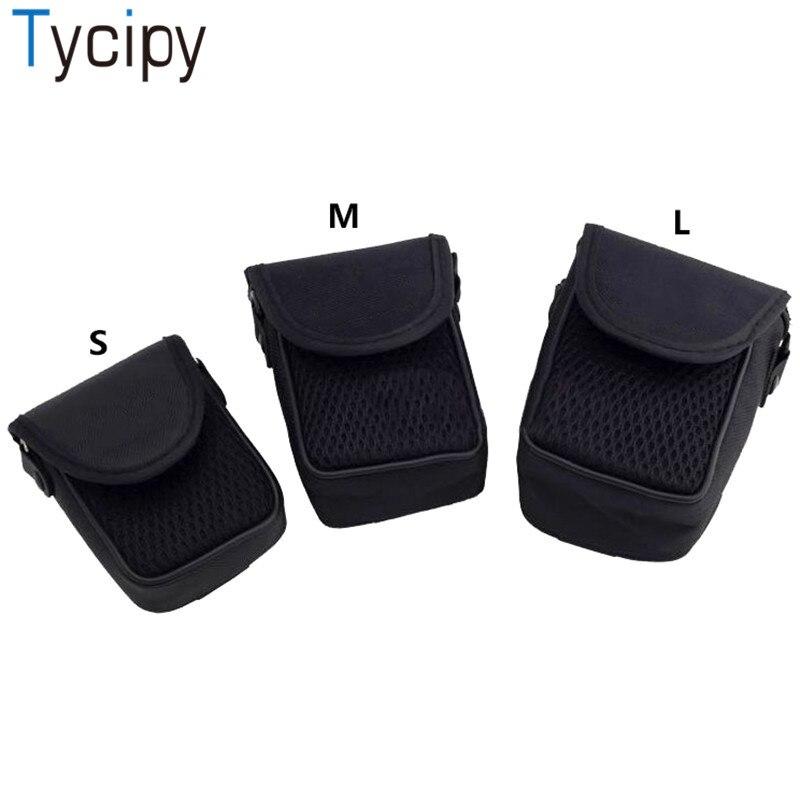 Tycipy Mini Camera Bag Casual Waterproof Fashion Shoulder Camera Case for Sony Canon DSLR Nikon Universal Travel Camera Bags