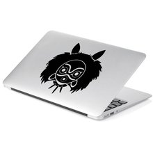 Princess Mononoke San Mask Vinyl Decal Sticker