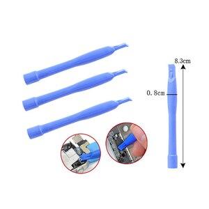 Image 5 - 16 In 1 Spatula Opening Tools Phone Repair Kits Magnetizer Demagnetizer Tool Screwdriver Set For Smartphone Repair Hand Tools
