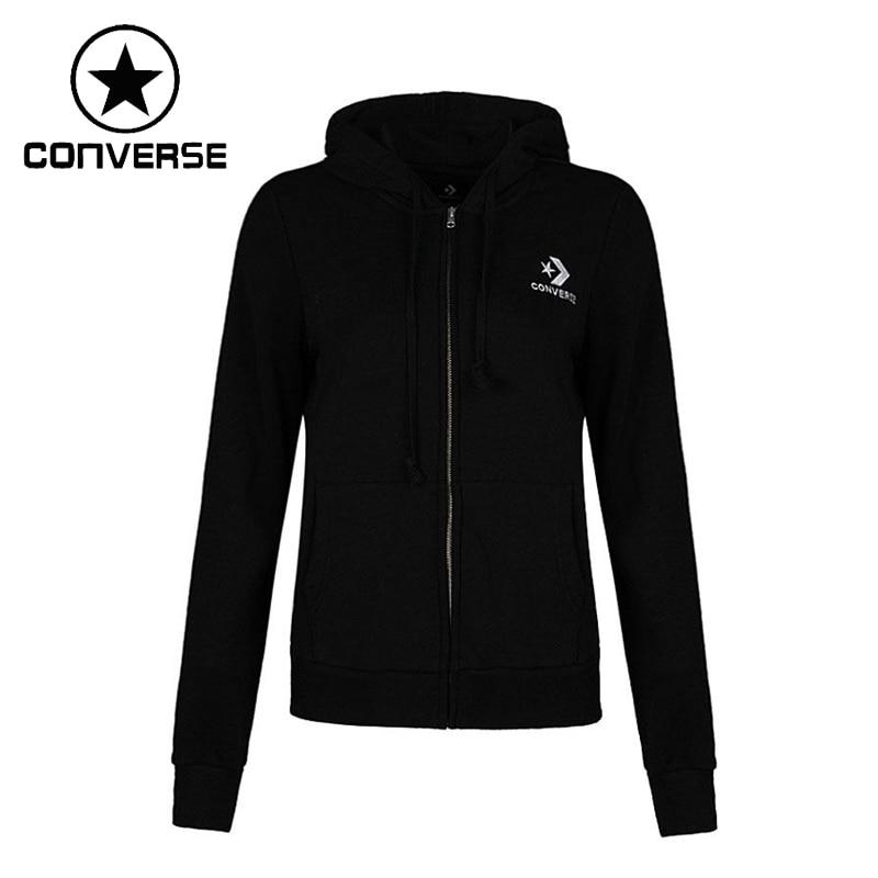 Sport & Unterhaltung Stetig Original Neue Ankunft 2019 Converse Stern Chevron Emb Fz Frauen Jacke Mit Kapuze Sportswear Kaufe Jetzt