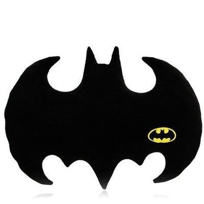 Free Shipping 1 PCS Creative Bat Pillow And Cushion For Office Chair Back Cushion Sofa Throw Pillow Gift STA002