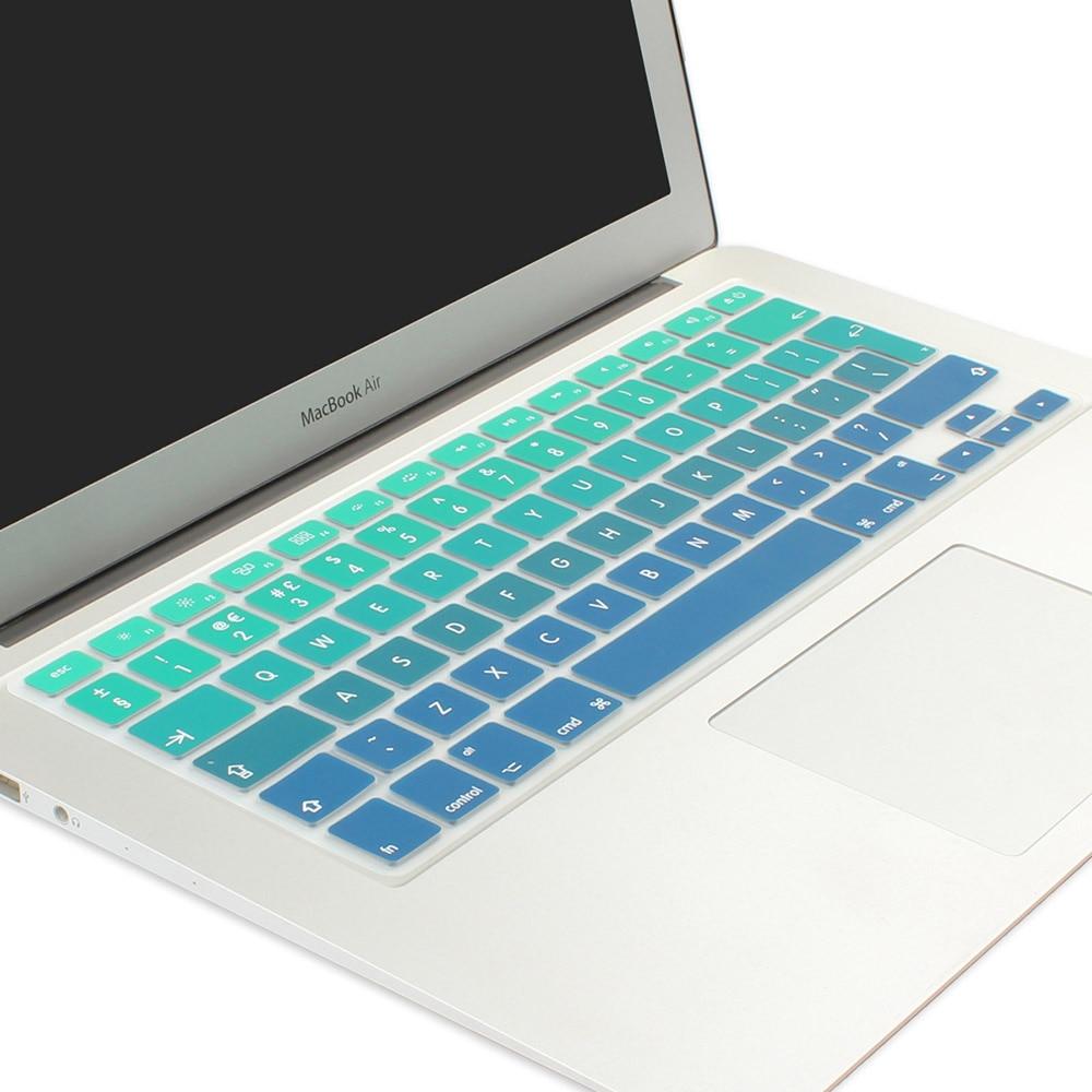 UE Reino Unido Entra en inglés Diseño de degradado de colores - Accesorios para laptop - foto 2