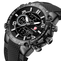 Men Watches Fashion Outdoor Sport Watch Men Military Waterproof Quartz Wristwatch Date LED Digital Male Clock Relogio Masculino