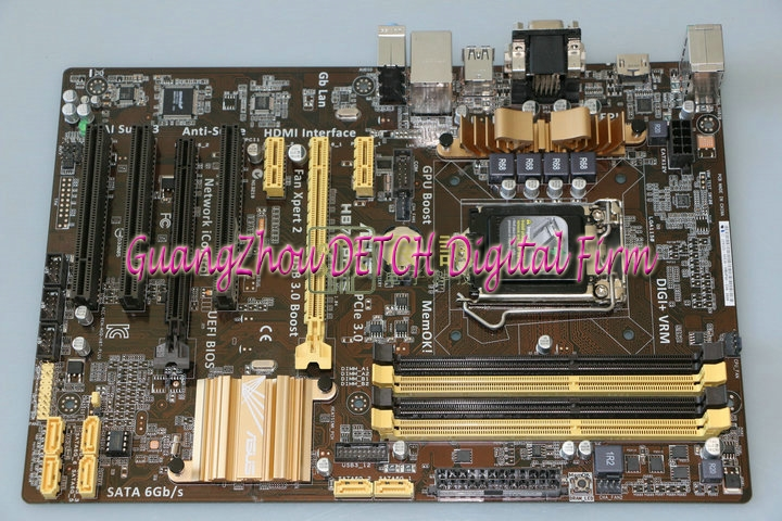 H87-PLUS 1150 pin motherboard   large board support 4790K asus h87 plus deluxe board 1150 b85 motherboard