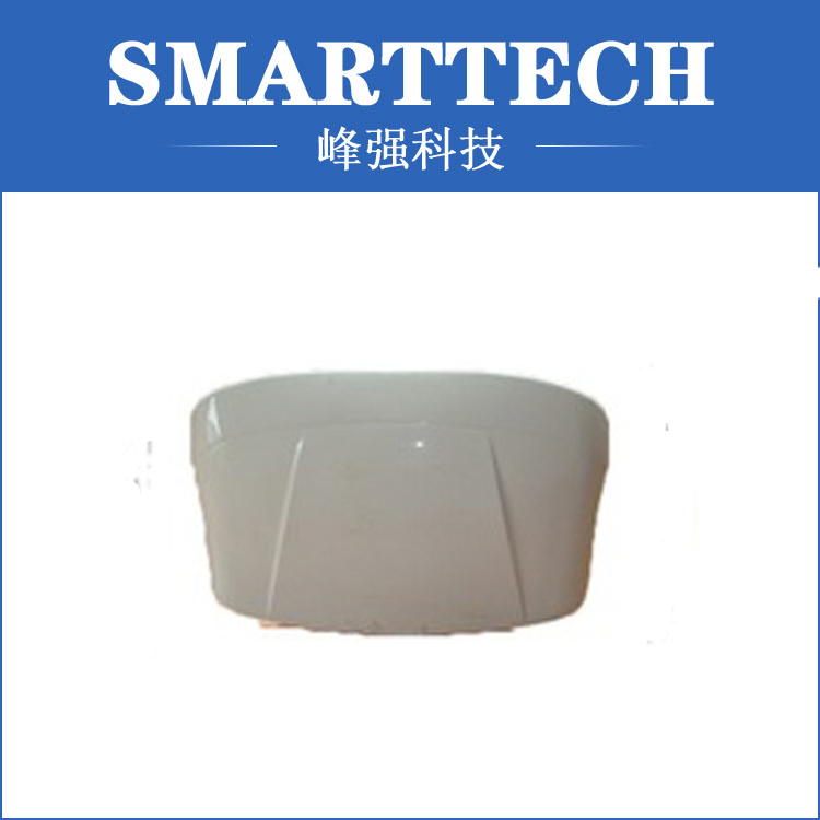 White plastic electronic enclosure china mold factory high tech and fashion electric product shell plastic mold