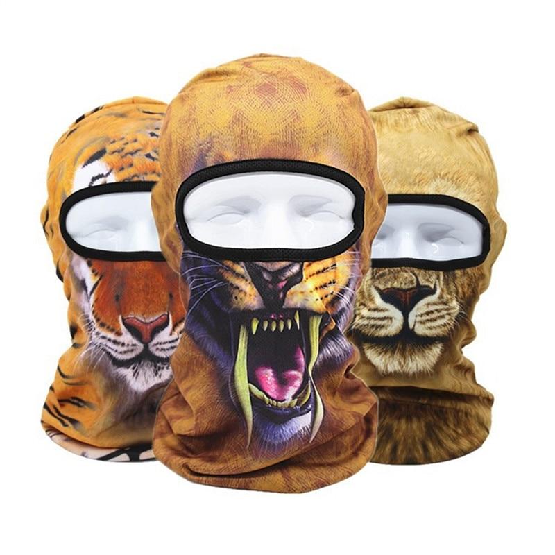 3D Animal Outdoor Ski Masks Bike Cyling Beanies Winter Wind …
