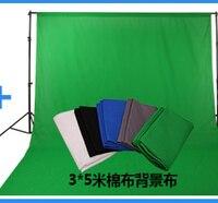 Studio фона кадра 3 м * 2,6 фон стенд с 1 шт mon тканые фон CD50