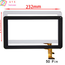 Черный белый 9 дюймов P/N FX-C9.0-0068A-F-02 для N8000 N9000 емкостный сенсорный экран панель Ремонт Запасные части