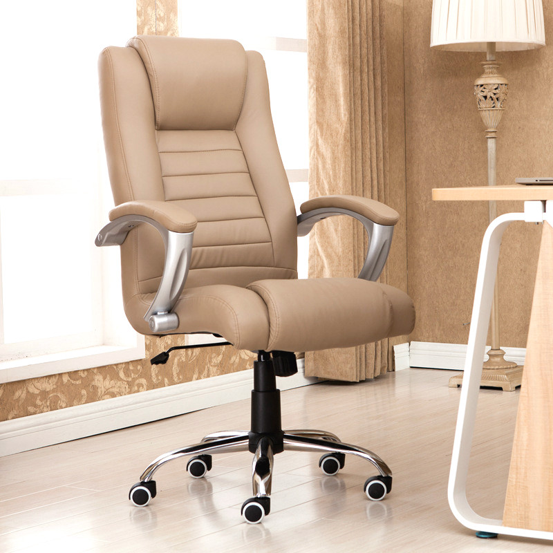 Comfortable Ergonomic Swivel Executive Office Chair Computer Chair Lifting Adjustable bureaustoel ergonomisch sedie ufficio b14 home office computer chair net cloth can lie lifting revolving staff office chair ergonomic chair