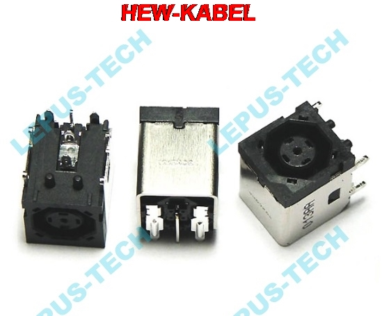 Objective New 10pcs Dc Jack Dc89 For Dell Inspiron 500m 510m 600m 6000 6400 M1330 M1530 M1540 M20 M60 M65 M90 1501 1525 1545 Computer Cables & Connectors