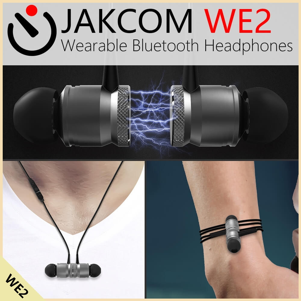 JAKCOM WE2 Smart Wearable Earphone Hot sale in Earphones & Headphones like headphones awei Q26 Capacete Motociclismo