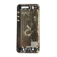 Free Shipping YIYME Brand 100 High Quality Phone Back Housing Replacement For IPhone 5S Back Housing