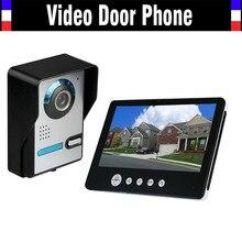 9 Inch Monitor 900TVL HD Camera Video Intercom Door Phone Doorbell System IR Night Vision Door bell Wired for Villa house