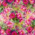 100% Silk Scarf Women Scarf Flower Neckerchief Scarf Silk Bandana 2017 Top Foulard Small Square Silk Scarf Hot Luxury Lady Gift