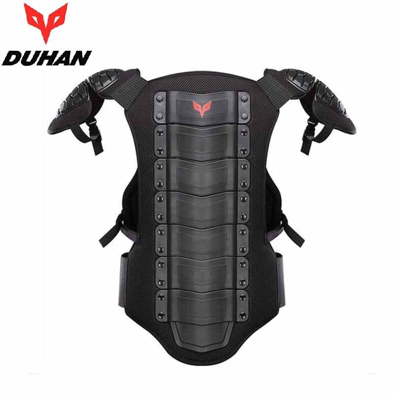 2017 nouveau motocros moto armure vêtements veste anti-chute costume corps ensemble équitation armures chevalier garde équipement coude - 2